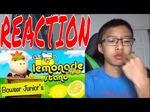 Boozled Reacts to SML Movie: Bowser Junior's Lemonade Stand!