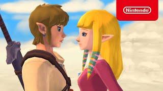 Nintendo The Legend of Zelda: Skyward Sword HD - Romance of the Fates Trailer - Nintendo Switch anuncio