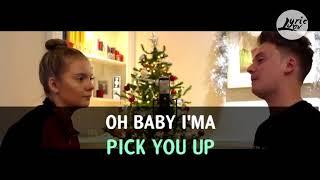 (LyricsLyric Video)Camila Cabello   Havana | Conor Maynard Vs Anna Maynard (SING OFFMashup)
