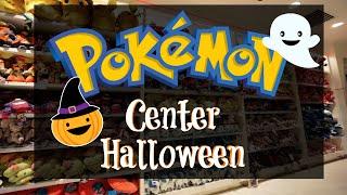 ¡Pókemon Center Halloween y Neko Café! / Vlog 06