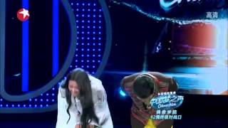 Voice of a Goddess!! Amazing contestant on Chinese Idol 2013《A Love of a Thousand Years》