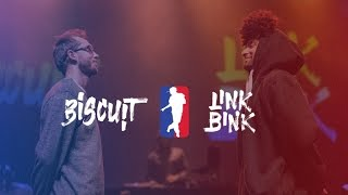 BISCUIT vs LINK BINK | I LOVE THIS DANCE ALL STAR GAME 2016