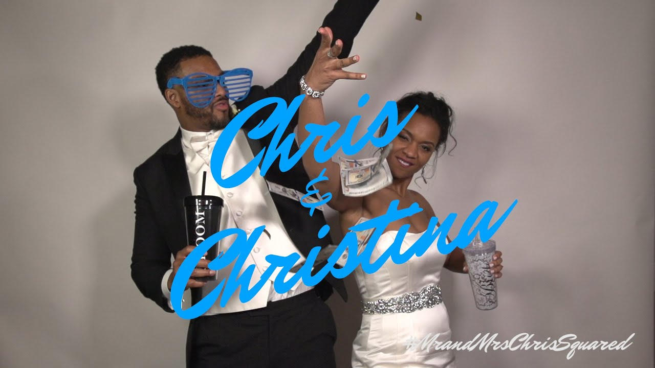 Chris & Christina Slow Motion Booth