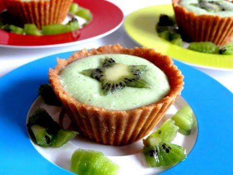 Prepara Una Tartaleta De Frutas Con Kiwi