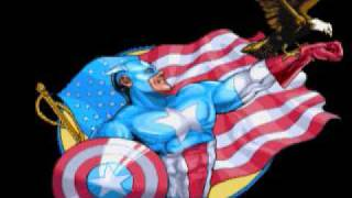 Marvel Super Heroes-Captain America Stage