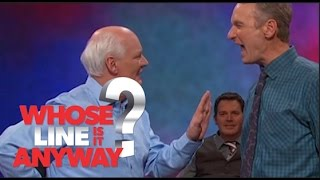 Colin Mochrie & Ryan Stiles's Best Scenes Part 3 | Whose Line Is It Anyway? US