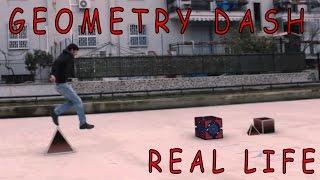 Geometry Dash - Real Life Level