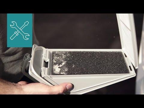 Filterreinigung beim Trockner | Bauknecht