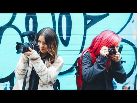 HOW TO BE A TRAVEL YOUTUBER / VLOGGER