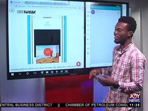 Tech Talk   Joy News Interactive 4 4 18