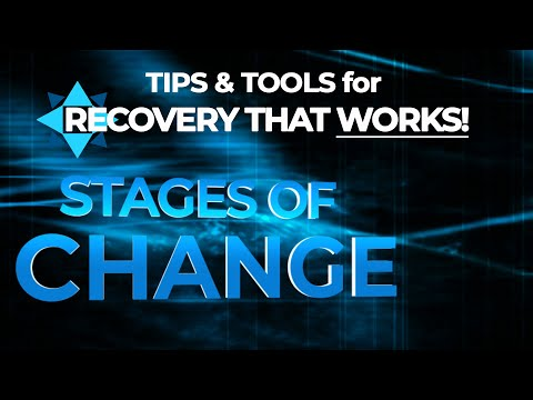 Part 7:  Stages of Change by SMART Recovery