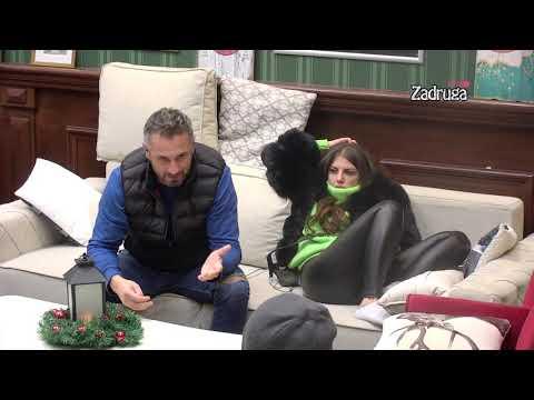 Download Zadruga 3 - Edo govori Dragani da nema šta da se druži sa Zoricom Marković - 26.12.2019. Mp4 HD Video and MP3