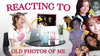REACTING TO OLD PHOTOS (I will regret this)