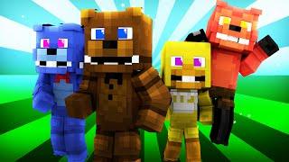 FNAF World - Night 1 (Minecraft Roleplay)