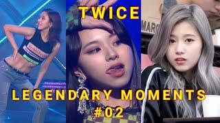 TWICE MEMBERS LEGENDARY MOMENTS #02
