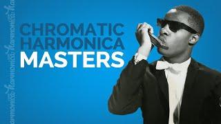 Chromatic Harmonica Masters (Top 4)