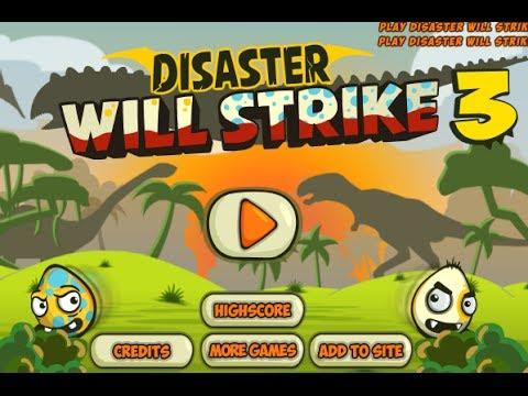 Disaster Will Strike 3 Level 1-50 Walkthrough