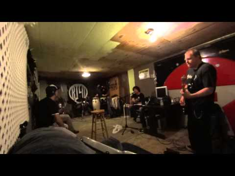 RTFO - The Cold : Shed Sessions