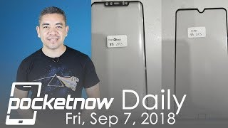 Huawei Mate 20 Pro display disparity, Pixel 3 XL Hoax & more - Pocketnow Daily