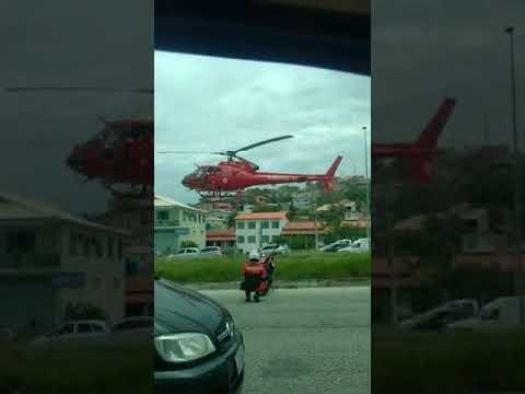 Atropelamento na RJ-140, na altura do posto Estrela Dalva, em São Pedro da Aldeia - 2