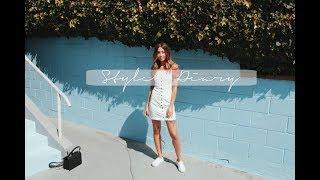 CALIFORNIA│STYLE DIARY • Taylor Parks