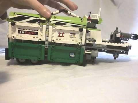 Vidéo LEGO World Racers 8864 : Course ultime dans le désert