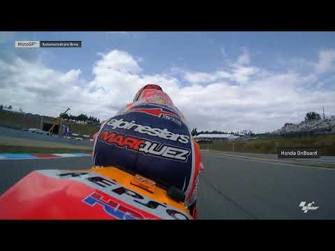 Repsol Honda OnBoard: Monster Energy Grand Prix České republiky