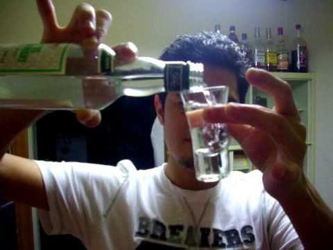 Quello che le gocce aggiungono se il marito beve