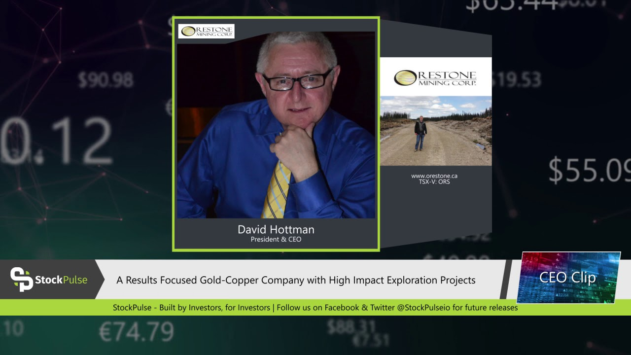 A Results Focused Gold-Copper Company with High Impact Exploration Projects