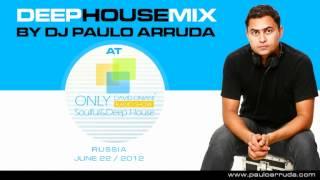 DJ Paulo Arruda – Deep House Mix Session – David Oniani Radio Show | Russia
