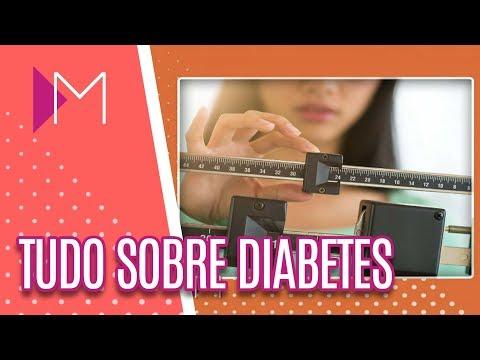 Na diabetes mellitus pode ser enviado para o pensão