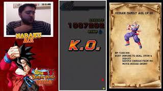 Dragonball Z Dokkan Battle - Kamehameha Family Eza Guide