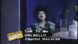 Dalbello - Talk To Me (Official Music Video)