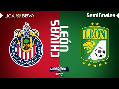 Resumen y Goles | Chivas vs León | Liga BBVA MX – Guardianes 2020 – Semifinales
