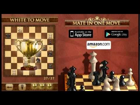 Video of Mate in One Move: Chess Puzzle