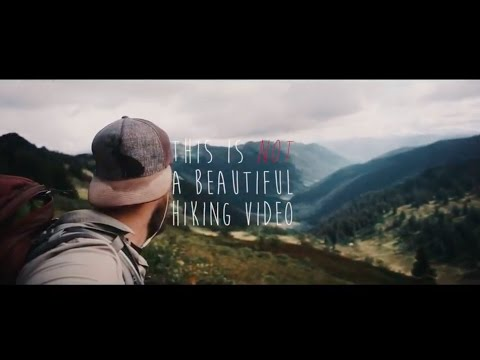 This is not a beautiful hiking video | A Pacific Crest Trail Thru-Hike
