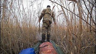Я хотел заночевать и поймать щуку. Рыбалка и приключения зимой. Разведка по щучьим местам.