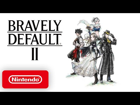 BRAVELY DEFAULT II – Embark on your Journey – Nintendo Switch