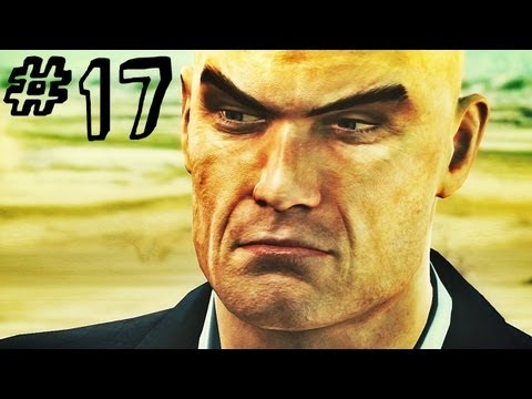Hitman Absolution Gameplay Walkthrough Part 17 - End of the Road - Mission 10