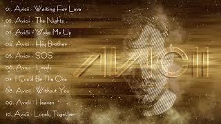 Avicii Greatest Hits -- Best Songs Of Avicii