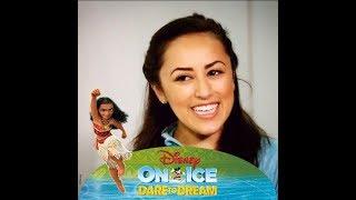 Live Sneak Peek of Disney On Ice presents Dare To Dream