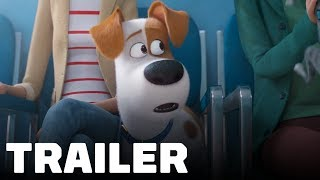 The Secret Life of Pets 2 Trailer (2019) Kevin Hart, Tiffany Haddish, Harrison Ford