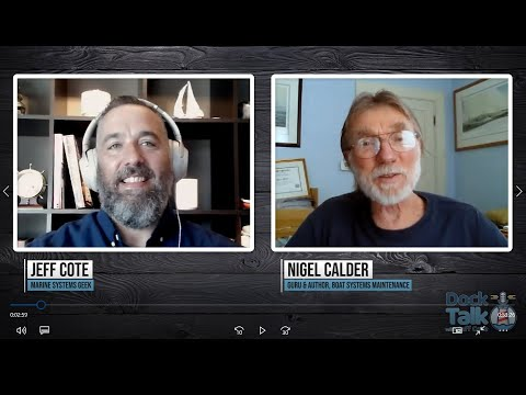 Dock Talk with Jeff Cote and Nigel Calder - Part 1 of 2