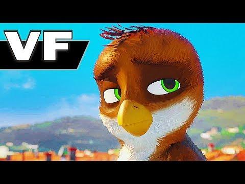 LE VOYAGE DE RICKY Bande Annonce ✩ Animation (2017)