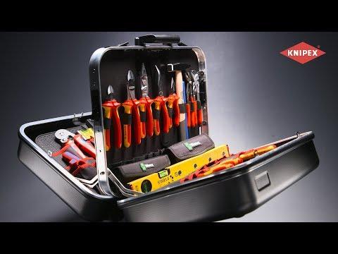 Mallette à outils « BIG Twin » Électricien (00 21 41)