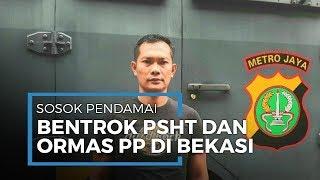 Sosok Pendamai dari Bentrok Ormas PP dan PSHT di Bekasi: Walau Aparat Tetap Harus Mendamaikan