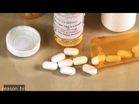 Will The Feds Ban Your Pain Meds?