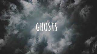 Blackbear & XXXTENTACION   Ghosts (ocean Mix) (LYRIC VIDEO)