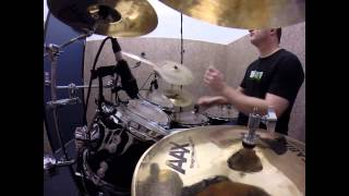 311 Champagne Ron Nuttall Drum Cover