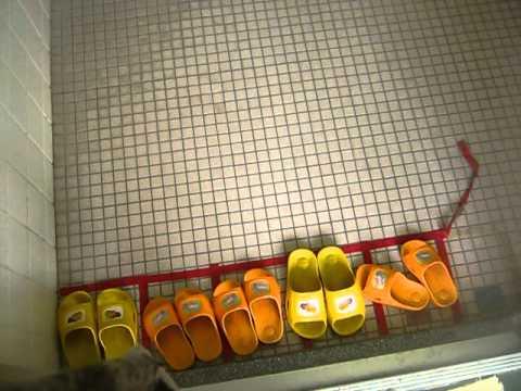 北方町立幼稚園のトイレ